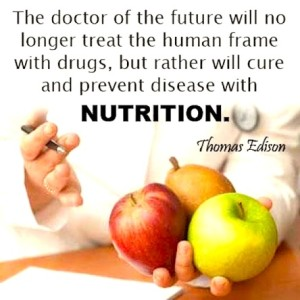 nutrition doctor of the future